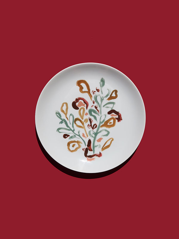 Prato de Sobremesa Matisse